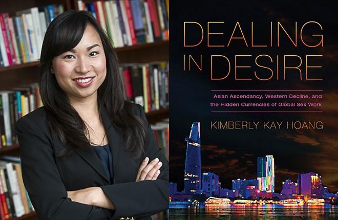 Bar Khong Sao là một trong bốn quán mà cô Kimberly Kay Hoang đã nhập vai để nghiên cứu về mại dâm ở TP HCM.