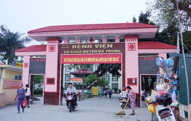 Nhiều bệnh viện tuyến dưới được tuyển dụng trái quy định. Ảnh: Nguyễn Dương.