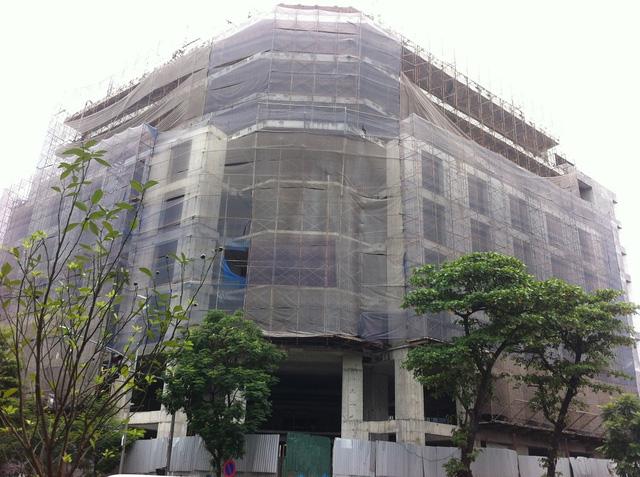Viễn cảnh về một dự án tòa nhà dát vàng của Doji dường như cũng chỉ là viễn cảnh xa xăm.