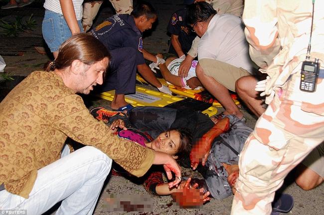 Vụ đánh bom ở Hua Hin đã khiến 2 người thiệt mạng và khoảng 20 người bị thương.