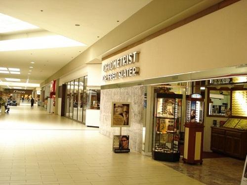 Hình ảnh trung tâm thương mại Vallco Shopping Mall thời điểm đại gia Trầm Bê chốt xong thương vụ trị giá hơn 100 triệu đô.