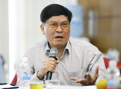 Ông Nguyễn Văn Thanh.