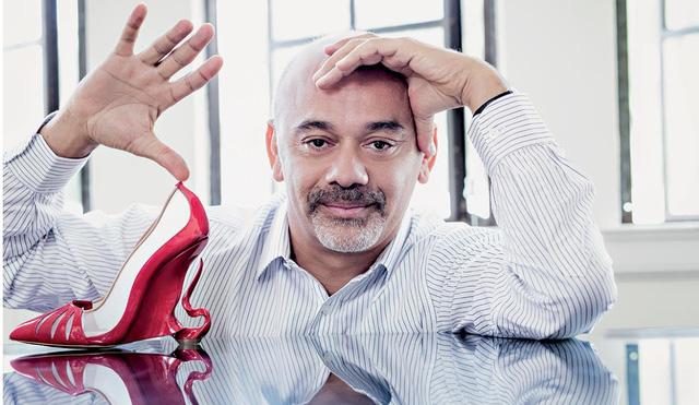 Nhà thiết kế Christian Louboutin