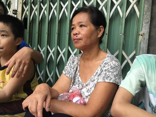 Bà Nguyễn Thị Lưu