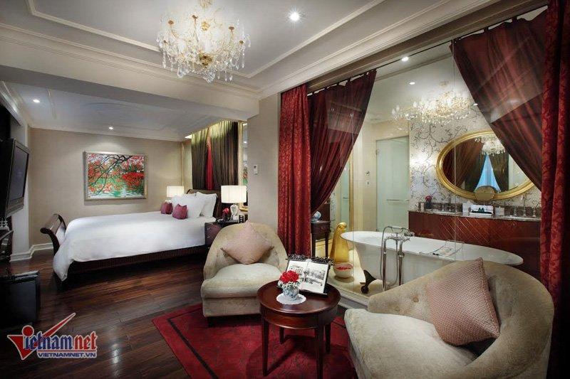 Phòng ngủ Tổng thống