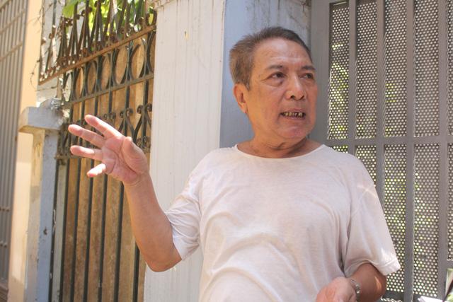 Tổ trưởng tổ dân phố 81 phường Ô Chợ Dừa, ông Vũ Văn Khích hiện sống tại số nhà 120 (đối diện với nhà 177) cho biết không chỉ chủ nhà 177 mà cả tổ dân phố đều lo lắng. Nhiều lần Tổ đề xuất phương án giải quyết với chủ nhà, những nhà liên quan và với cơ quan chức năng nhưng chưa thống nhất được phương án cuối cùng