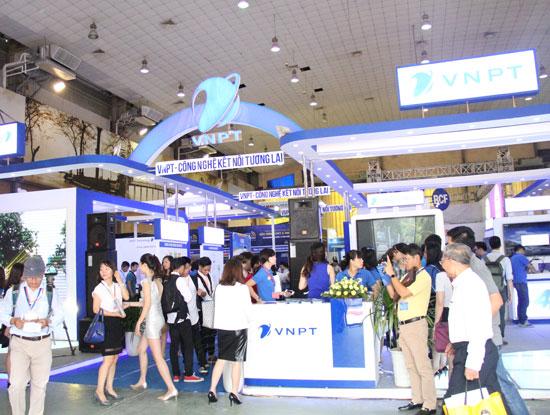 Ông Nguyễn Hữu Thái Hòa khẳng định: Viễn cảnh và tiềm năng rất rõ và sáng từ môi trường phát triển và tăng trưởng rất nhanh của kỷ nguyên thông minh (Smart Era) cho một doanh nghiệp hàng đầu ngành ICT như VNPT.