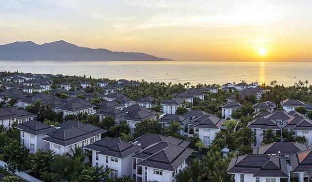Biệt thự biển lại được giới nhà giàu xem là kênh đầu tư hấp dẫn