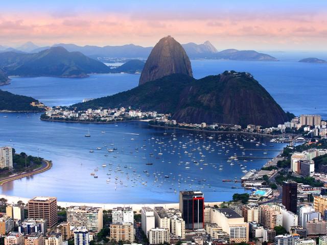Thành phố Rio de Janeiro đăng cai Olympic 2016.