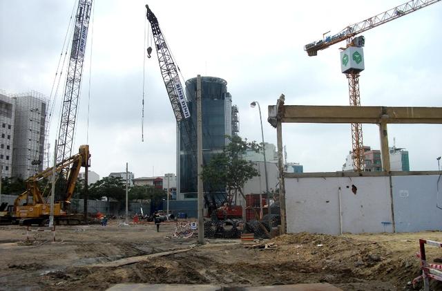 Bến Vân Đồn, quận 4 cũng là nơi có nhiều giao dịch M&A lớn nhất trên thị trường BĐS TP.HCM trong suốt thời gian qua.