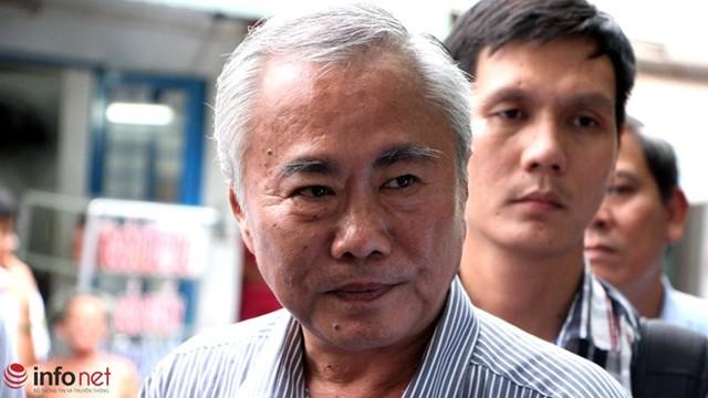 Ông Nguyễn Cư - Bí thư Huyện ủy Hóc Môn