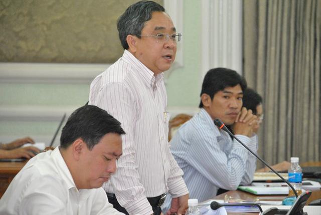 Sở Công Thương đề xuất xây dựng chợ Kim Biên mới trên diện tích hơn 10 ha tại Quận 8. Ảnh: Q.Mai.