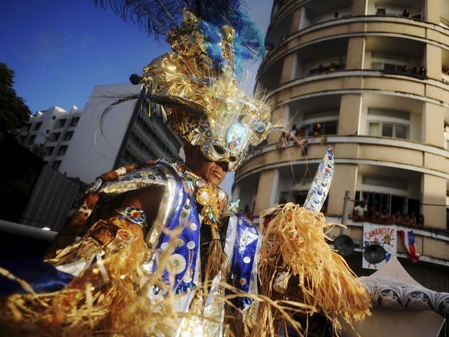 .Lễ hội Carnival ở Rio được tổ chức với quy mô hoàng tráng thì Carnival ở Salvador cũng sống động không kém.