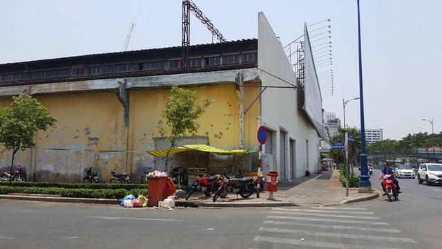 Khu đất rộng hàng nghìn m2 của Nguyễn Kim vừa được công ty địa ốc Phát Đạt thâu tóm để phát triển dự án cao cấp.
