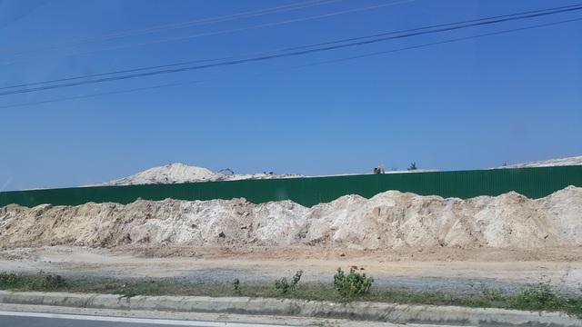 Khu dự án của công ty Phát Đạt chuẩn bị được triển khai