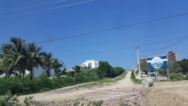 Một góc của dự án nghỉ dưỡng Sài Gòn - Cam Ranh