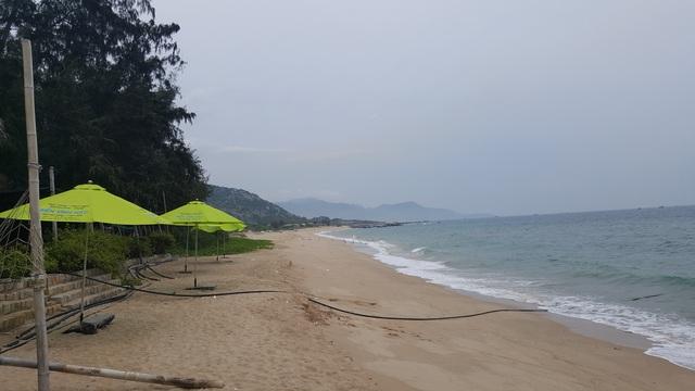 Ninh Thuận sở hữu hơn 100km bờ biển còn hoang sơ nhưng rất ít dự án resort hoạt động hiệu quả.