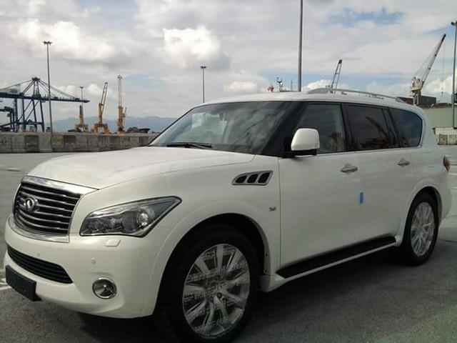 Rất nhiều xe sang nhập về cảng Cái Lân để tránh thuế tiêu thụ đặc biệt sắp được áp dụng