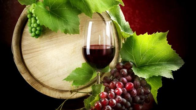 Chống lão hóa, bảo vệ da khỏi tác hại của tia UV là những lý do để bạn duy trì thói quen uống rượu điều độ.