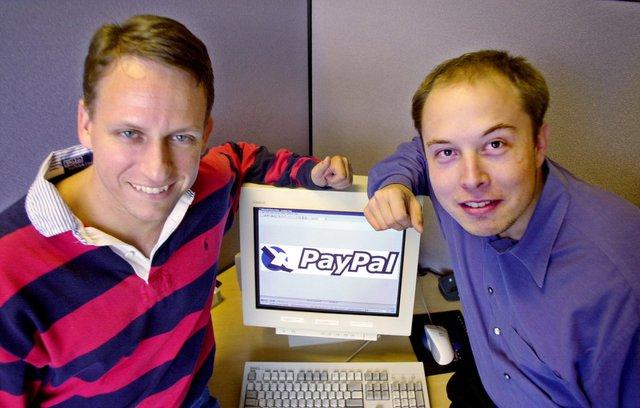 PayPal mang lại số tiền khủng cho Musk từ năm 2002.