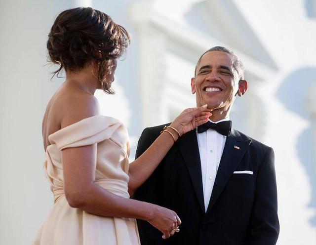 """Ông và đệ nhất phu nhân Michelle Obama muốn tiếp tục theo đuổi những công việc mình quan tâm với một khả năng khác""""."""