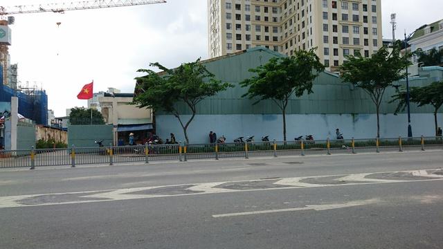 Kho Sabeco tại Bến Vân Đồn, quận 4