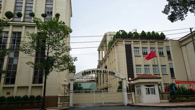 Trụ sở chính của Sabeco tại đường Nguyễn Chí Thanh