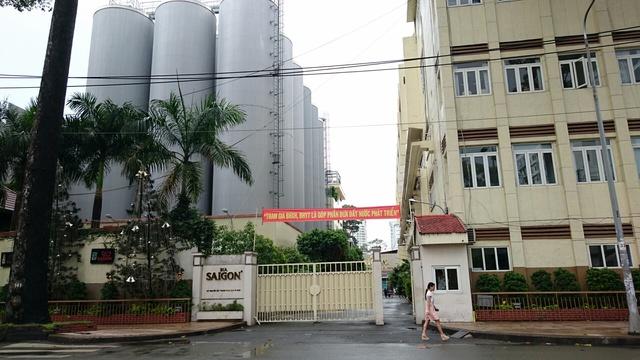 Khu đất 187 Nguyễn Chí Thanh rộng 1,7 ha