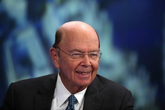 Wilbur Ross, nhà tỷ phú, chủ tịch, CEO của WL Ross. Ảnh: Getty.