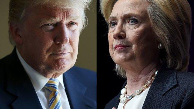Donald Trump kêu gọi Nga tấn công email của bà Hillary Clinton - Ảnh: thefederalist