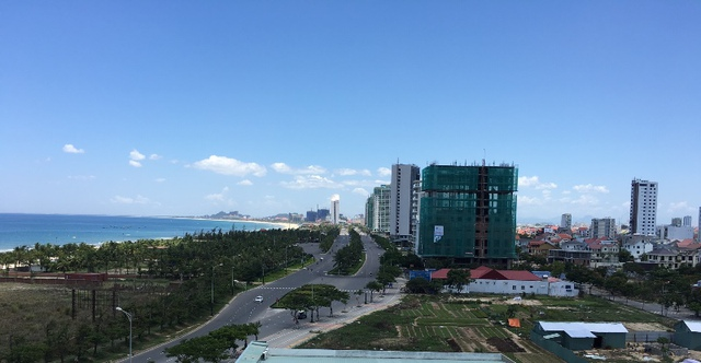 Đại gia BĐS Hà Nội rầm rộ vào Đà Nẵng xây khách sạn