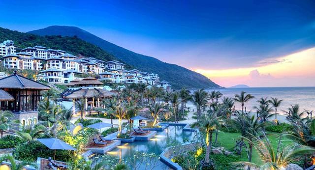 Một trong những resort đẹp nhất thế giới tại Sơn Trà (Đà Nẵng) do đại gia Việt sở hữu