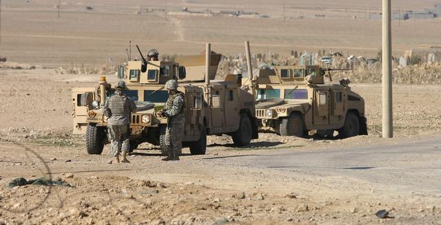 Mỹ hao người, tốn của trong cuộc chiến ở Iraq và Afghanistan.