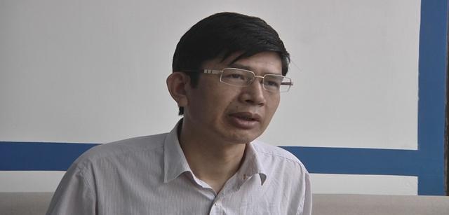 Ông Nguyễn Quốc Khánh Chủ tịch liên minh các sàn BĐS G5