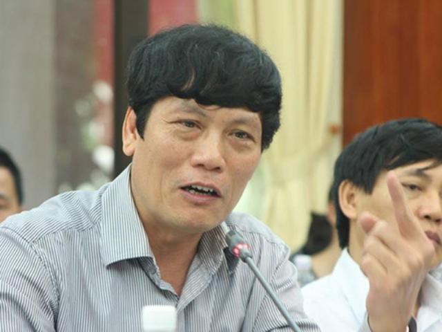 'Ông Nguyễn Xuân Hồng. Ảnh: Người lao động.'
