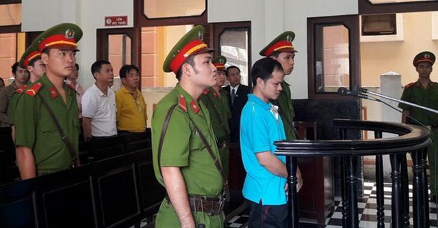 Tại phiên toà sơ thẩm, ông Võ Văn Minh bị tuyên phạt 7 năm tù. Ảnh: TNO