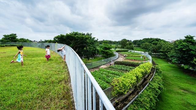 Ngôi trường hiện là nơi học tập cho khoảng 500 bé là con của công nhân trong khu công nghiệp ở Đồng Nai.