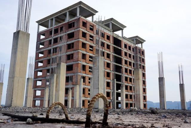 Dự án đại học Hoa Lư Ninh Bình bỏ hoang nhiều năm