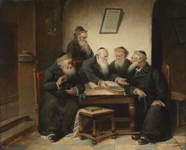 Sự thông tuệ của người Do Thái là điều khiến cả thế giới phải ngưỡng mộ.