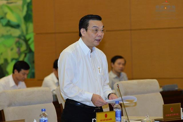 Bộ trưởng Khoa học - Công nghệ Chu Ngọc Anh