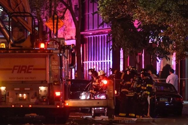 Vụ nổ tại Manhattan diễn ra ngày hôm qua làm 26 người bị thương.
