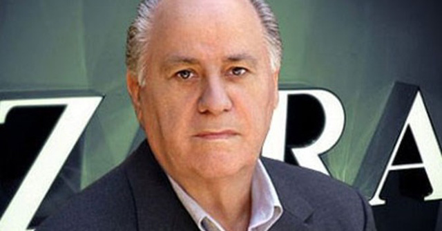 Tỷ phú Amancio Ortega