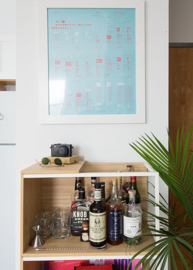 Nội thất dùng trong căn hộ điều được lựa chọn và cân nhắc rất kỹ với những món đồ giá cả vừa phải giúp chủ nhà tiết kiệm được khoản chi phí.