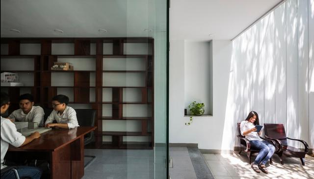 Một không gian làm việc thực sự thư giãn và thoải mái cho tất cả nhân viên trong văn phòng.