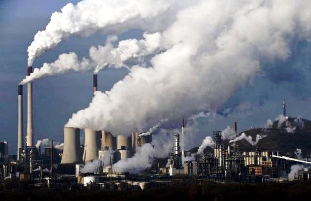 Ô nhiễm không khí tác nhân gây nên bệnh ung thư phổi. Ảnh minh họa