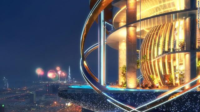Giống như mọi công trình danh tiếng ở Dubai, Rosemont sẽ sở hữu tất cả những tinh hoa kiến trúc cũng như sở hữu thiết kế tạo đột phá. Một trong những điểm nhấn của công trình này là hồ bơi nằm lơ lửng giữa không trung với thành và đáy bể được xây dựng hoàn toàn bằng kính.