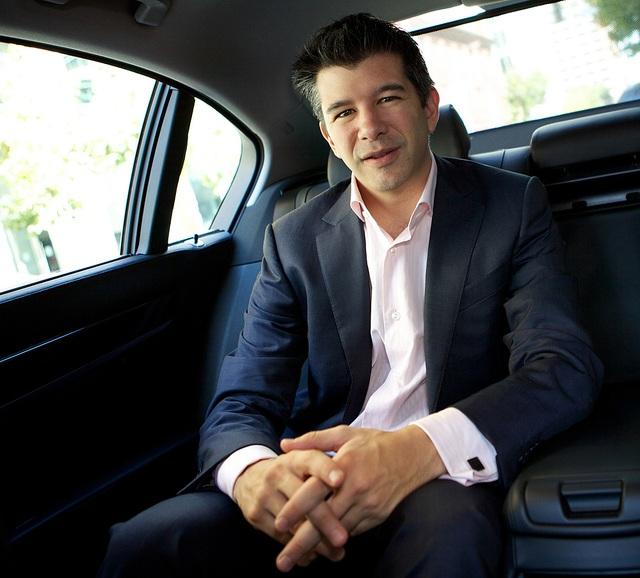 """Travis Kalanick - CEO Uber, một trong những cái tên """"đắt giá"""" nhất tại thung lũng Silicon."""
