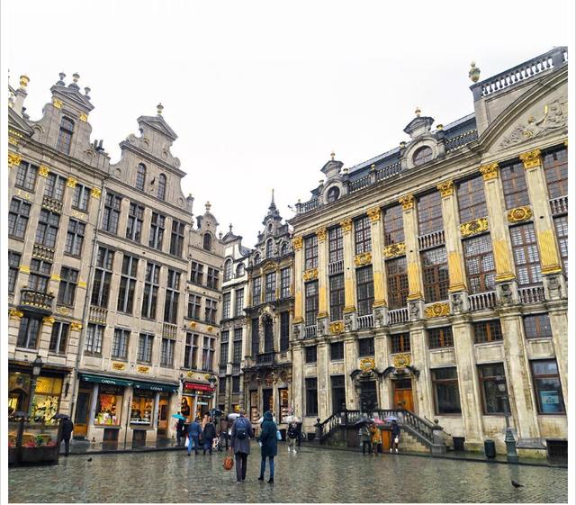Adalid tại Brussels, Bỉ. Ảnh: Twitter NV.