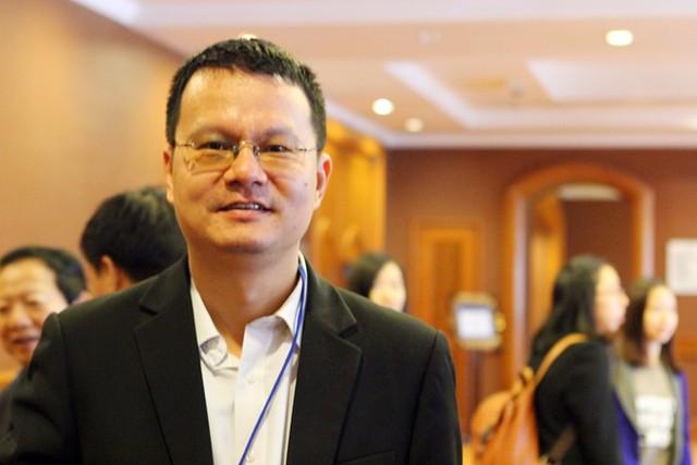 Tiến sĩ Trần Việt Thái, Phó viện trưởng Viện Nghiên cứu Chiến lược, Học viện Ngoại giao. Ảnh: Linh Anh