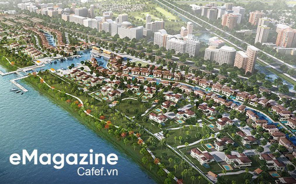 Ngỡ ngàng với những gì khu đô thị - Township mang đến cho người dân Việt Nam